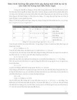Giáo trình hướng dẫn phân tích xây dựng một trình tự xử lý các toán tử trong một biểu thức logic p1 pps