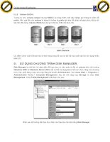 Giáo trình hướng dẫn phân tích các thao tác cơ bản trong computer management p10 pdf