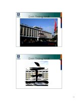Bài giảng lịch sử kiến trúc tập 2 part 3 pps