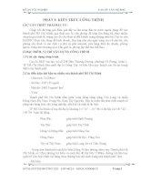 ĐỒ ÁN TỐT NGHIỆP KỸ SƯ XÂY DỰNG DÂN DỤNG THIẾT KẾ CAO ỐC CĂN HỘ BMC