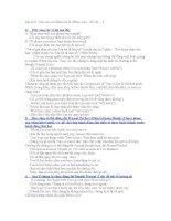 Bài số 9 Các câu với When và If (When I do...If I do.....) pptx