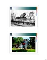 Bài giảng lịch sử kiến trúc tập 1 part 10 potx