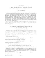 Chương 22: Quan hệ điện từ trong máy điện đồng bộ pot