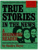 true stories in the news phần 1 docx