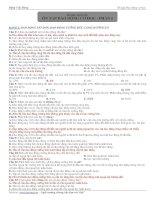 Bài tập chuyên đề: dao động cơ học phần 6 potx