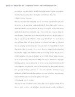 TRiết học giải thích mối quan hệ biện chứng giữa các thành phần kinh tế hiện nay ở Việt nam - 3 pdf