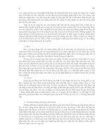 Bài giảng khoa học môi trường và sức khỏe môi trường part 6 ppt