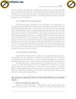 Giáo trình phân tích quy trình quản lý nguồn vốn của ngân hàng với chức năng huy động tiết kiệm p4 pdf