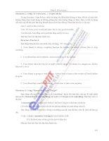sách hướng dẫn tiếng anh A2 hệ đại học từ xa học viện công nghệ bưu chính viễn thông phần 8 pot