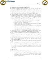 Giáo trình phân tích quy trình quản lý nguồn vốn của ngân hàng với chức năng huy động tiết kiệm p6 potx