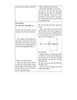 Thiết kế bài giảng vật lý 12 nâng cao tập 2 part 4 pdf
