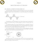 Giáo trình hướng dẫn tìm biên độ chấn động tại một điểm đi qua tâm phần 5 doc