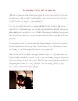 Trẻ trầm cảm vì lời chì chiết của người lớn pdf