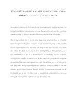 HƯỚNG DẪN ĐÁNH GIÁ SINH KHẢ DỤNG VÀ TƯƠNG ĐƯƠNG SINH HỌC INVIVO CÁC CHẾ PHẨM THUỐC pdf