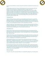 Giáo trình phân tích ảnh hưởng của các lổ hỏng bảo mật trên internet và các biện pháp phát hiện hệ thống bị tấn công p7 potx