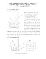 Giáo trình hướng dẫn cách sử dụng kính mặt nhận diện và những thiết bị sử dụng năng lượng mặt trời phần 1 potx