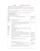 Giáo án Tự nhiên xã hội lớp 3: Đề bài: VỆ SINH THẦN KINH. ppsx