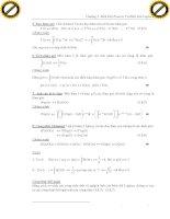 Giáo trình phân tích các tính chất của hàm điều hòa có đạo hàm riêng trong tập số phức p9 ppt