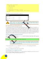Giáo trình hướng dẫn phân tích các cú pháp trong quá trình viết mã lệnh khai báo biến trong VBS p2 ppt