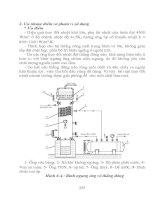 Giáo trình phân tích sơ đồ nguyên lý hệ thống lạnh trung tâm với thông số kỹ thuật p9 ppsx