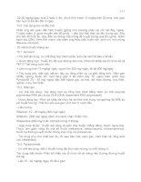 Bài giảng nội khoa : Tổng quát part 6 ppsx