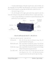 Giáo trình phân tích phương pháp cấu tạo của hệ thống S7200 ứng dụng vào hệ thống cung cấp điện và bảo vệ các thiết bị điện p4 ppt