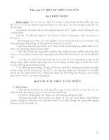 BÀI GIẢNG MÔN HỌC KỸ THUẬT SIÊU CAO TẦN - CHƯƠNG 6 docx