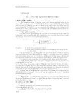 Kỹ thuật đo lường điện tử - Chương 9 ppsx