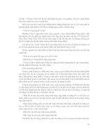 Giáo trình chẩn đoán và nội khoa thú y part 4 pptx