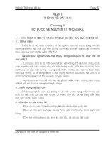 Bài giảng- Đăng ký và thống kê đất đai- chương 4 potx