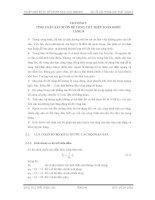 ĐỒ ÁN TỐT NGHIỆP KỸ SƯ XÂY DỰNG THIẾT KẾ CAO ỐC VĂN PHÒNG CHO THUÊ Q3