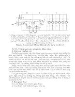 Giáo trình phân tích sơ đồ tái hóa lỏng khí thiên nhiên trong công việc tự động hóa khi tải dao động p6 ppsx