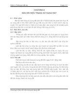 Bài giảng- Đăng ký và thống kê đất đai- chương 6 docx