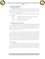 Giáo trình hướng dẫn cách đo tốc độ của động cơ ô tô phần 1 pdf