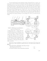 Các quá trình và thiết bị công nghệ sinh học : THIẾT BỊ NUÔI CẤY VI SINH VẬT TRÊN MÔI TRƯỜNG DINH DƯỠNG RẮN part 3 pps