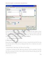giáo trình word 2010 từ cơ bản đến nâng cao phần 8 docx