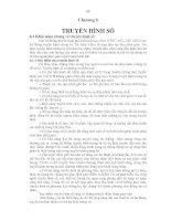Giáo trình kỹ thuật truyền hình - Phần 2 Truyền hình màu - Chương 6 pptx