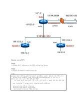 L2L and Remote access VPN doc