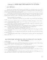 BÀI GIẢNG MÔN HỌC KỸ THUẬT SIÊU CAO TẦN - CHƯƠNG 4 pdf