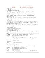 Giáo án Tập đọc lớp 3: Đề bài: HŨ BẠC CỦA NGƯỜI CHA ppsx