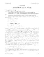 Bài giảng Thú y cơ bản : MỘT SỐ BỆNH KÍ SINH TRÙNG part 1 pps