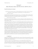 Bài giảng Thú y cơ bản : MỘT SỐ KHÁI NIỆM THƯỜNG DÙNG TRONG THÚ Y part 1 docx