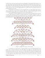 Giáo trình giới thiệu đặc điểm chung về kết cấu của cầu kim loại p2 pot