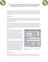 Giáo trình hướng dẫn cơ bản về phương pháp catridge trong công việc in ấn không dây phần 1 pot