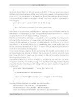 Giáo trình hướng dẫn cách truy cập vào các mảng đa chiều trên diện rộng có các kích thước khác nhau phần 5 pdf