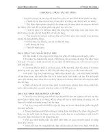 Giáo trình kỹ thuật thi công I - Phần 2 Công tác bê tông và bê tông cốt thép toàn khối - Chương 10 pptx