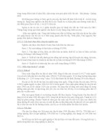 Lập Và Phân Tích Dự Án Đầu Tư Xây Dựng Công Trình Giao Thông Phần 4 pptx