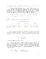 Dịch tễ học phân tích : Đánh giá xét nghiệm chẩn đoán bênh part 2 doc