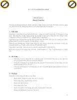 Giáo trình phân tích lượng thuốc kháng sinh trong điều trị thú y với triệu chứng của choáng phản vệ p2 ppt