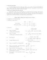Giáo trình dịch tễ học y học part 10 pps